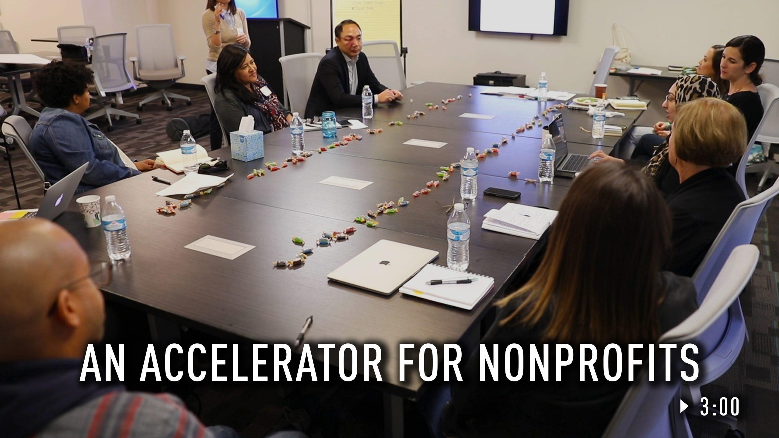 The Nonprofit Accelerator