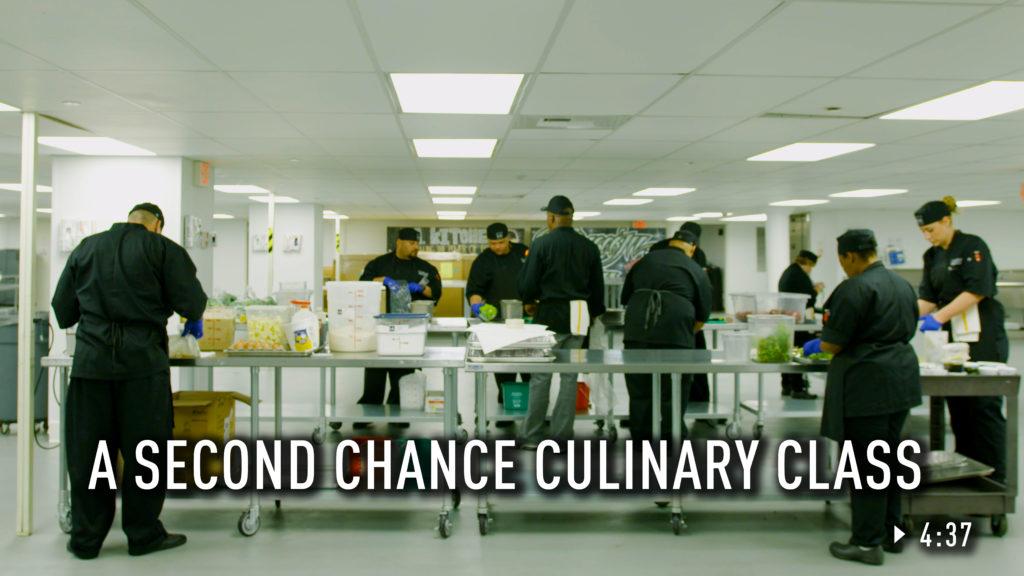 LA Kitchen students.