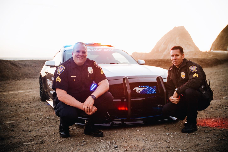 Sgt Woodruff and Sgt Shrubb
