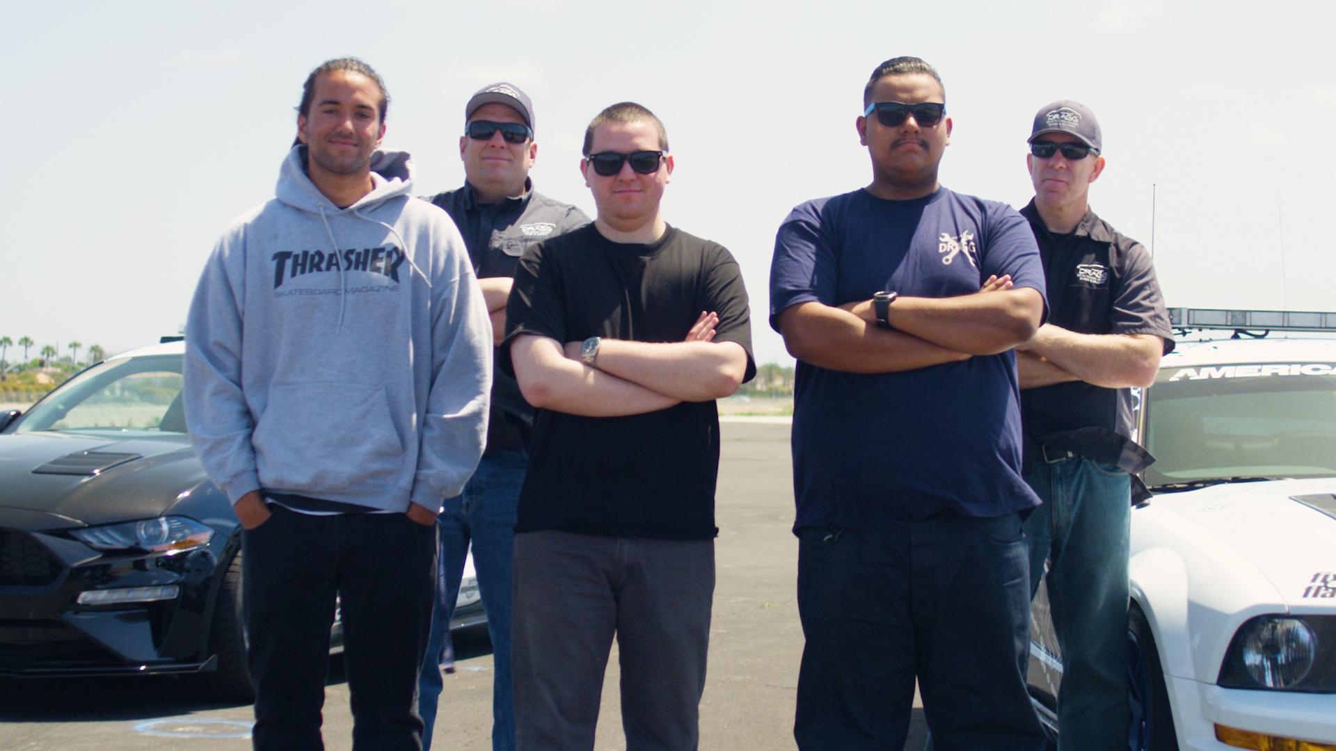 The DRAGG team.