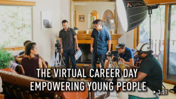 The Virtual Career Day Empowering Young People