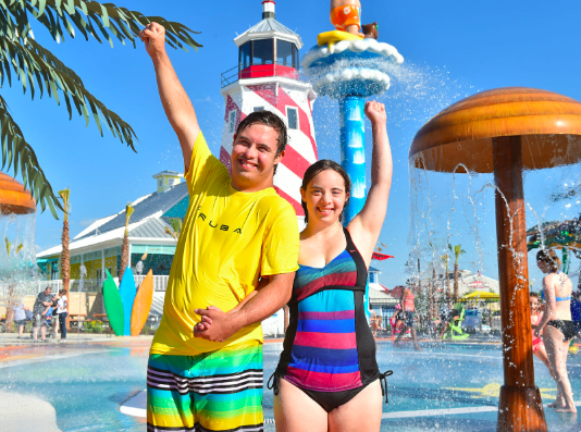 Water Park in San Antonio is Designed for Differently Abled Children